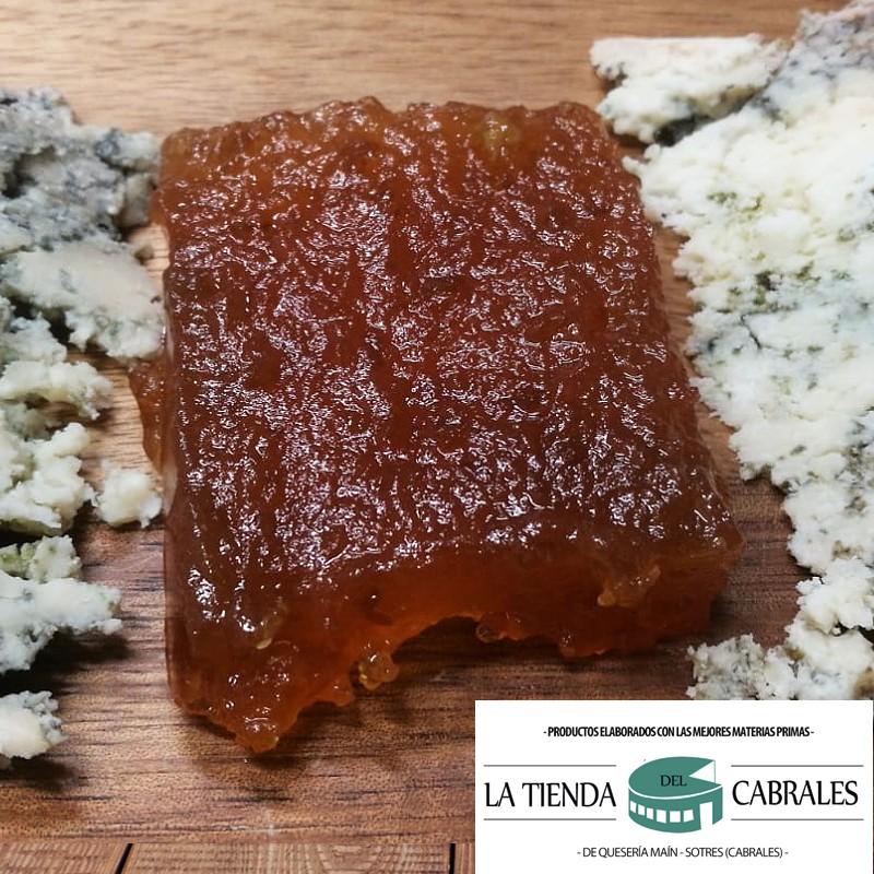 Dulce de manzana asturiana - 500 gramos