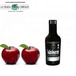 Aperitivo Valnera Semiseco de manzana - Vino de manzana botella 250 cl.