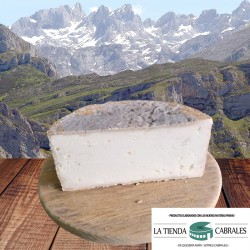 Queso de cabra Mayada La Sotarraña - Medio queso