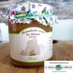 Mermelada de pera casera La Boluga