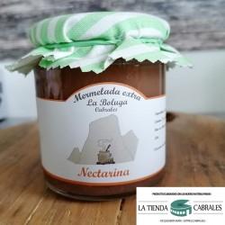 Mermelada de nectarina casera La Boluga